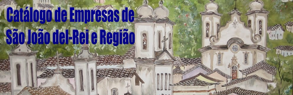 Catálogo de Empresas de São João del Rei e Região