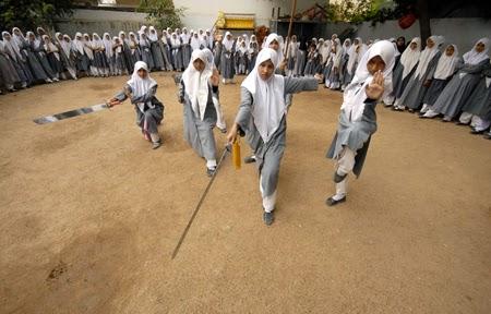 Remaja jilbab