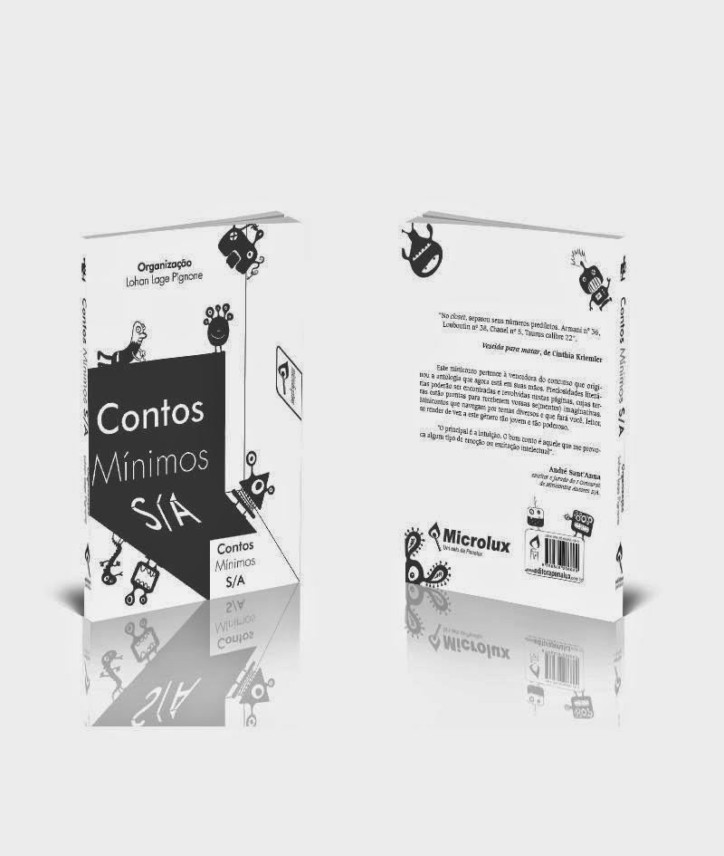 """""""Contos Mínimos S/A"""" (Ed. Penalux, 2014)"""