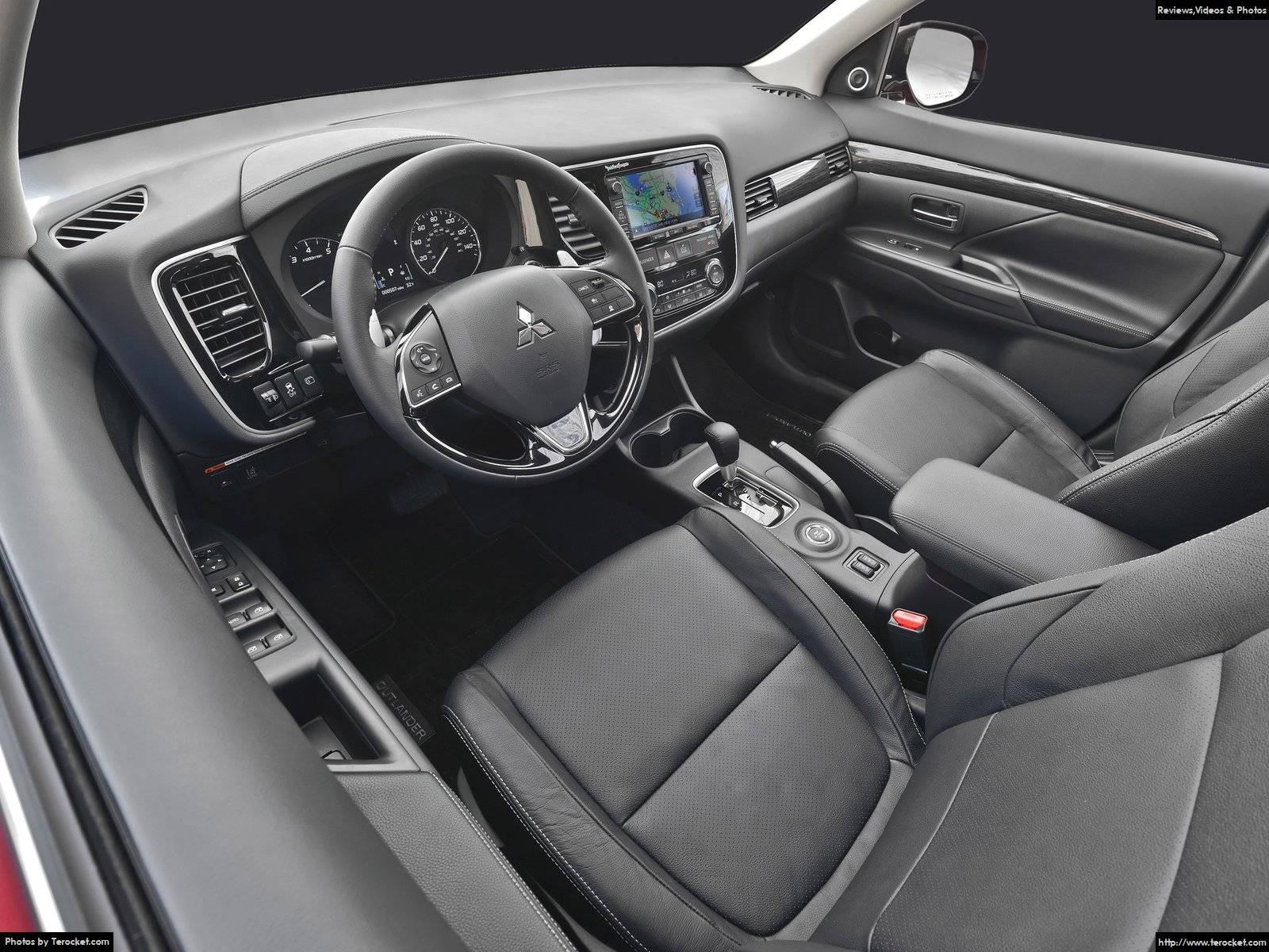Hình ảnh xe ô tô Mitsubishi Outlander 2016 & nội ngoại thất