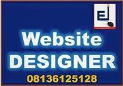 I'm a Website/Blog Designer. Contact Me (08136125128)