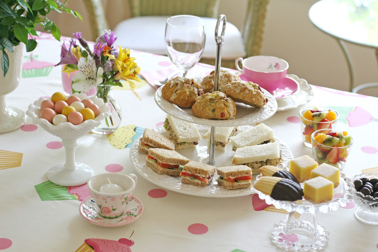 tea with cecilia glorious treats