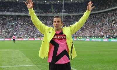 Del Piero Masih Berharap Kembali ke Juventus