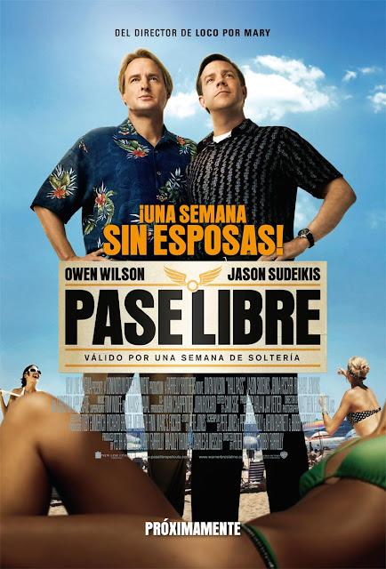 Pase Libre /Hall Pass/ BrRip 720p Latino