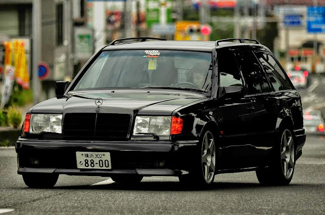 Mercedes benz w124 320te 3 6 amg benztuning for Mercedes benz w124 amg