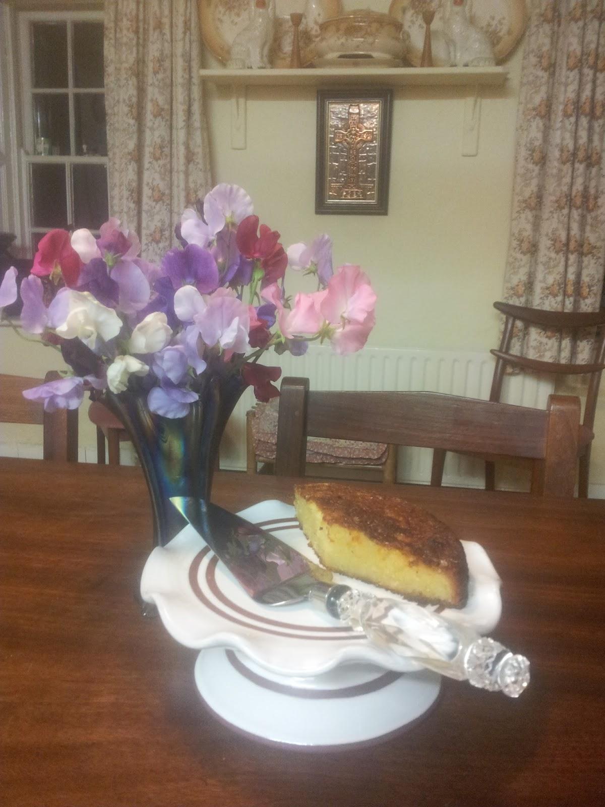 Spiced Lemon Cake   Ms