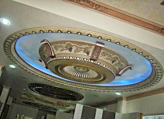 ... Plafon Rumah Minimalis Terbaik dan Unik Mewah   Desain Rumah Minimalis