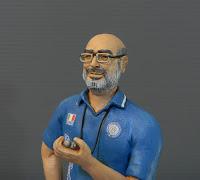 statuina realistica artigianale fatta a mano modellini personalizzati orme magiche