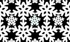 free snow pattern grey - śnieg szare