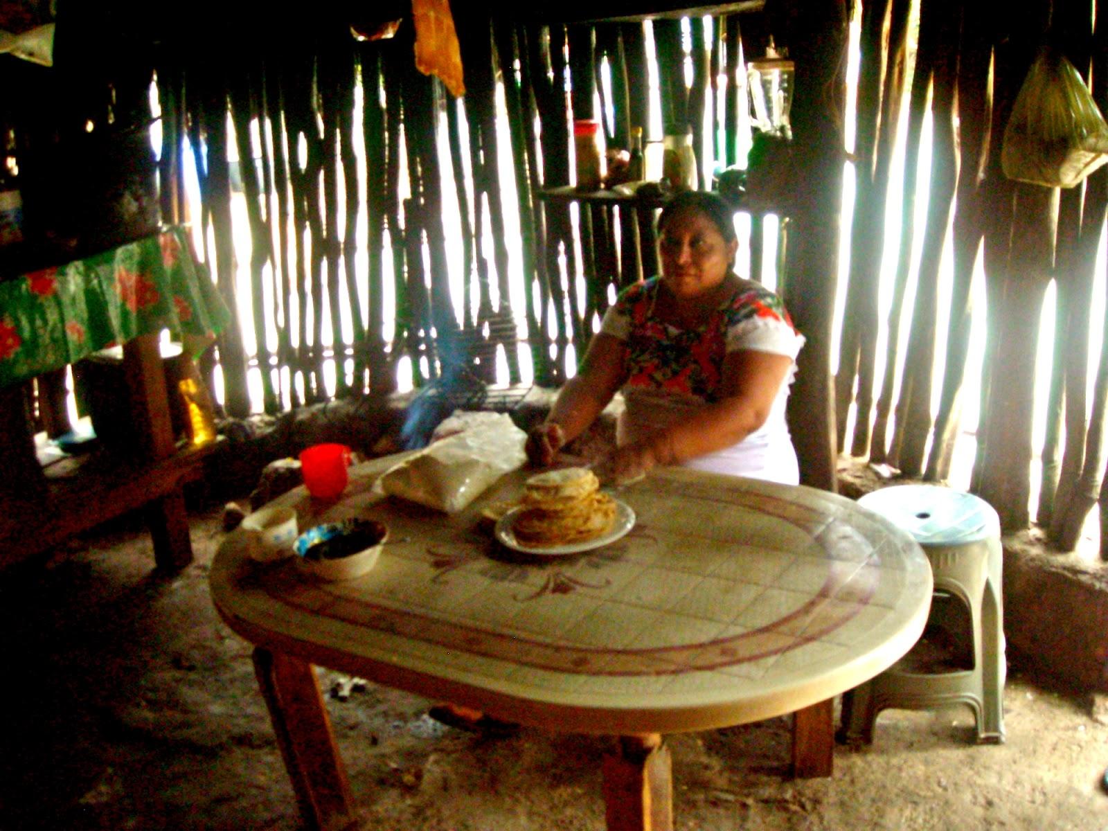 pueblo maya mexico