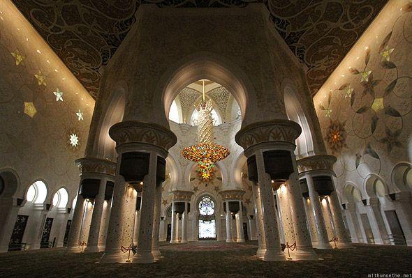 Masjid Agung Syeikh Zayed, Masjid Seluas 5 Lapangan Bola [ www.BlogApaAja.com ]