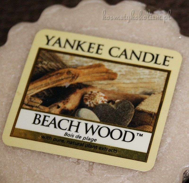 Yankee Candle | Beach Wood