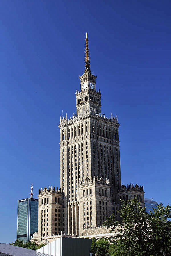 Palace of Culture and Science - Warsaw