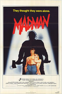 Madman 1982 Original Poster 1