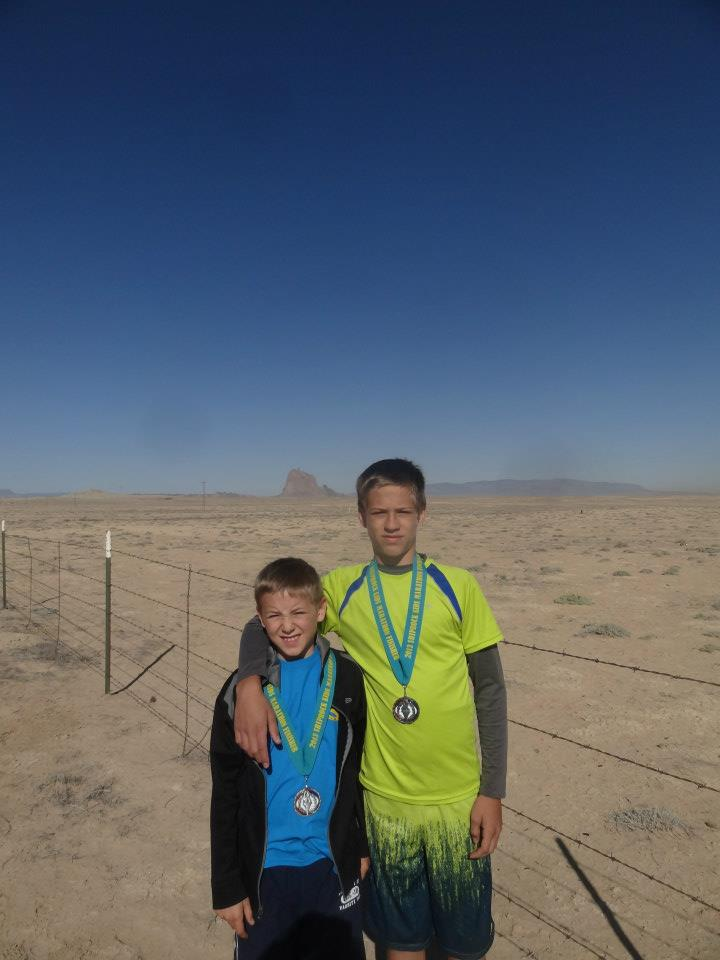 Eve's Fund to Co-Sponsor 2012 Shiprock Marathon - Eves Fund for ...