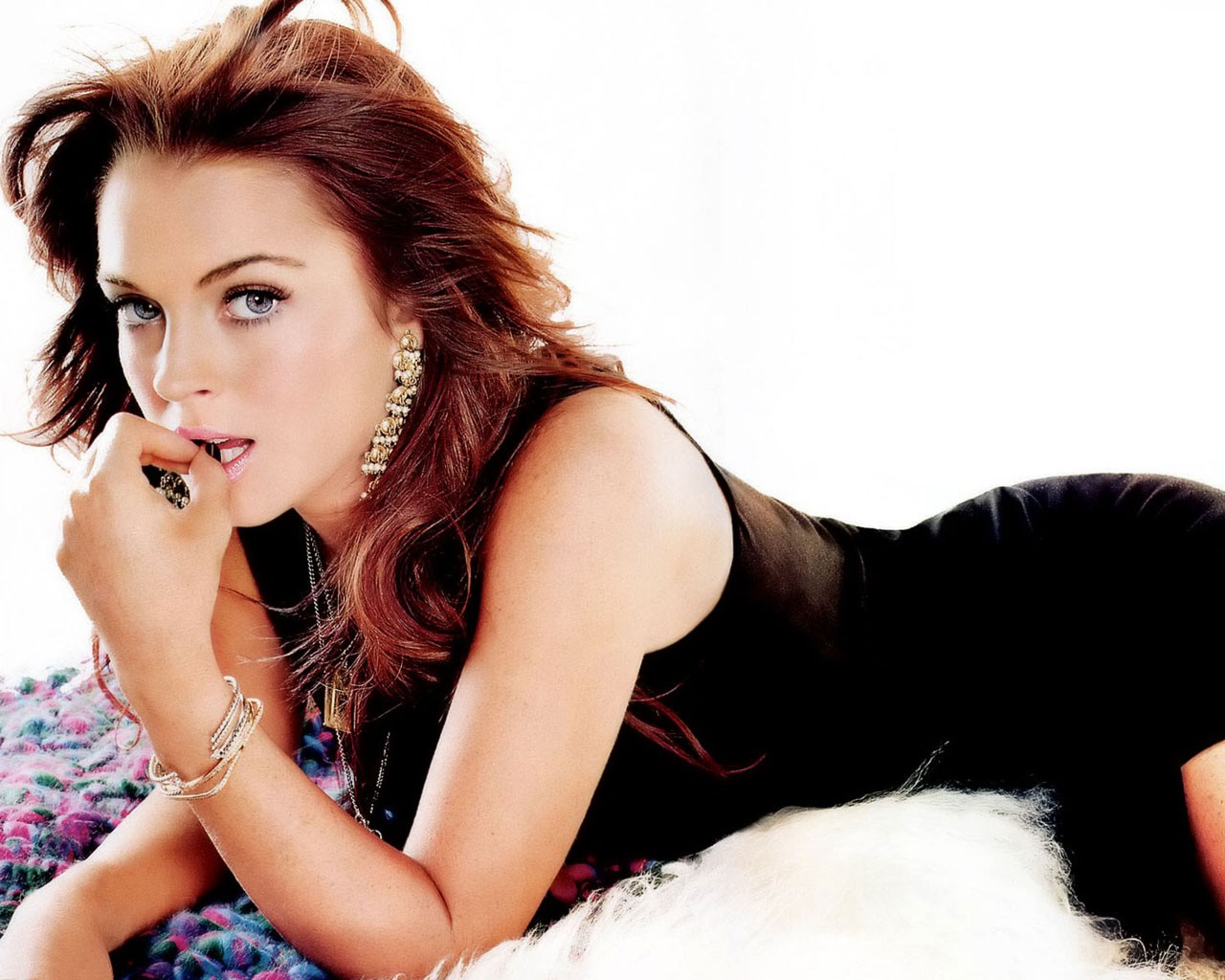 Lindsay Lohan, Stock Photo - Free Stock Photos Lindsay Lohan