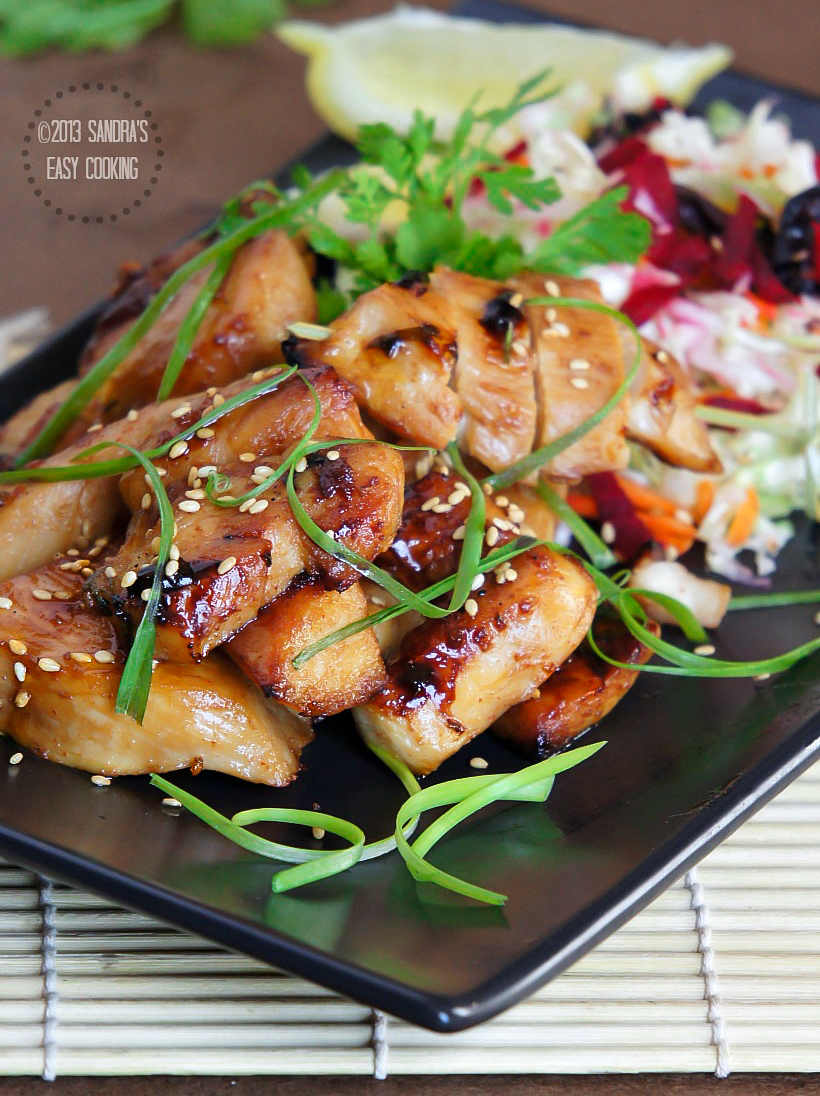 chicken teriyaki teriyaki chicken teriyaki chicken it s simple ...
