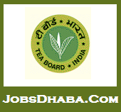 Tea Board of India Recruitment, Sarkari naukri