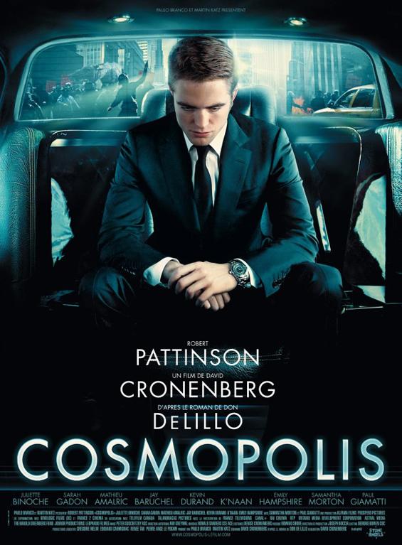 Filme Poster Cosmopolis DVDRip XviD & RMVB Legendado