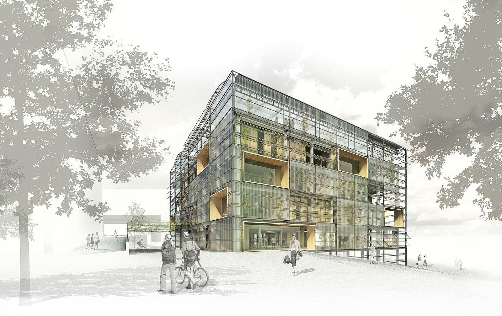 H arquitectes data ae centro de investigaci n icta icp - Escuela de arquitectura de barcelona ...