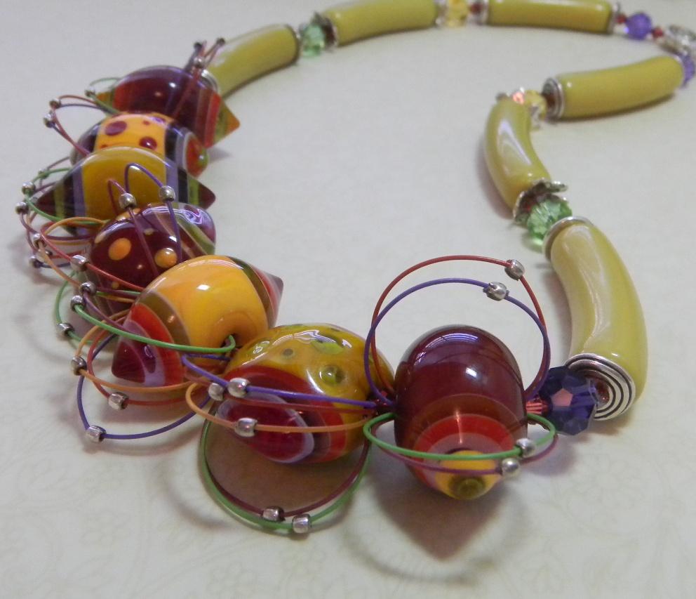 Diy bead necklace ideas
