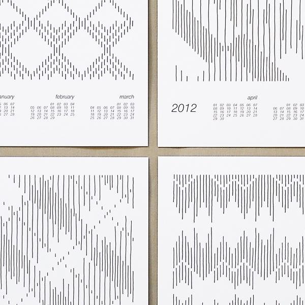 Pawling Print Studio - 2012 Calendar