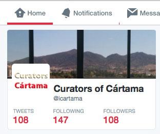 Curators of Cártama: primera semana