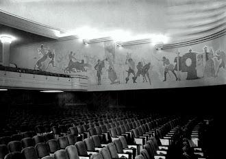 Sala del cine Valparaíso