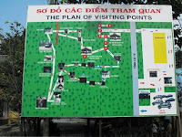 Tunnels de Cu Chi visiter Plano (Vietnam)