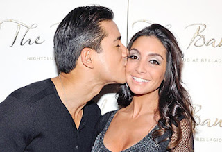 Mario Lopez Wedding