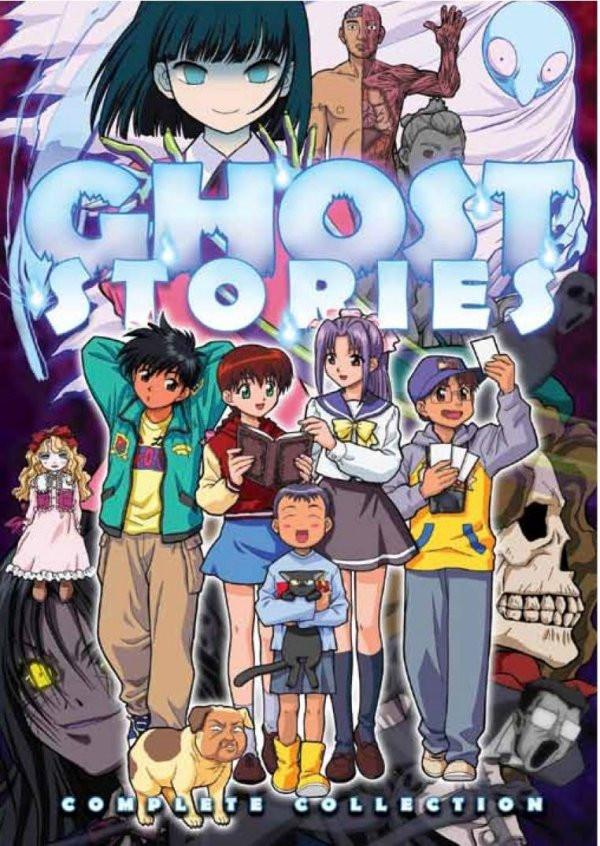 Anime Ini Berfokus Pada Sekelompok Siswa Pemburu Hantu Amatir Yang Mencoba Untuk Membersihkan Sekolah Mereka Dari Makhluk Gaib Dan