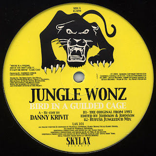 Jungle Wonz :: Bird In A Guilded Cage Danny Krivit Re-Edit