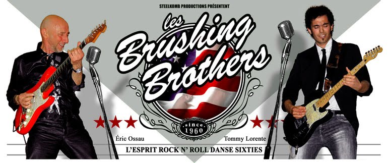BRUSHING BROTHERS - DANSE ROCK TWIST