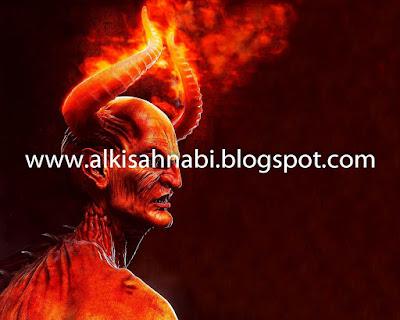 Jibrail dan Mikail Menangis Ketika Allah Melaknat Iblis