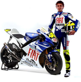 Profil Dan Biodata Lengkap Valentino Rossi