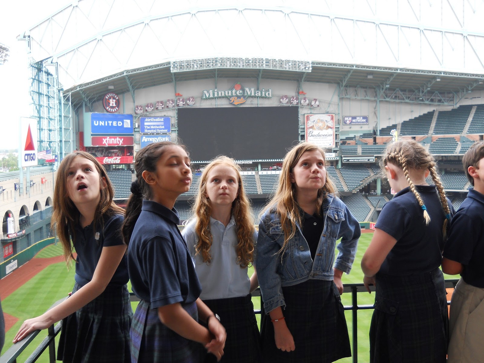 our class field trip to the Expand your class' field trip experience beyond our exhibit halls with the addition of a 3d film, traveling exhibition, or a teks-aligned classroom program led by one of our educators, either here at the perot museum or at your school.