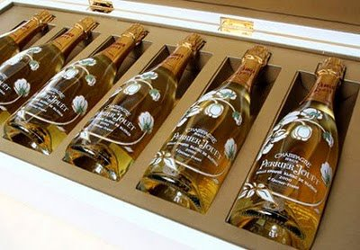 The most expensive champagne in the world is perrier jouet belle
