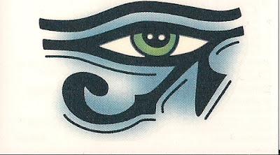 Tattoos spot eye of horus tattoo designs for Eye of horus temporary tattoo
