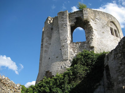 (France) – Château Gaillard, Normandy