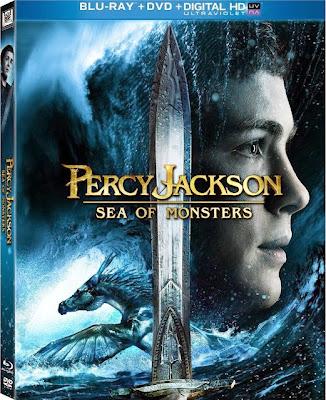Percy Jackson Sea of Monsters (2013) 720p(1.1GB) y 1080p(2GB) BRRip mkv Dual Audio AC3 5.1 ch