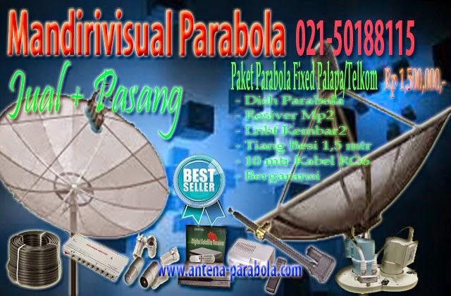 Parabola Digital,Parabola Fixed,Parabola Gerak