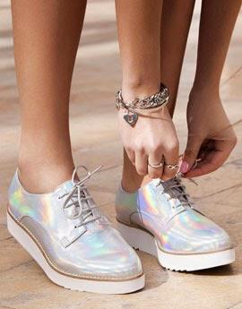 Stradivarius accesorios primavera verano 2014 zapatos blucher