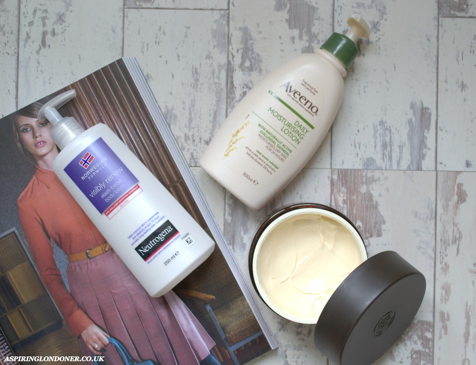 Winter Skin Saviour Body Lotions - Aspiring Londoner