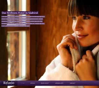 JF Relaxio – Hotel Joomla Template