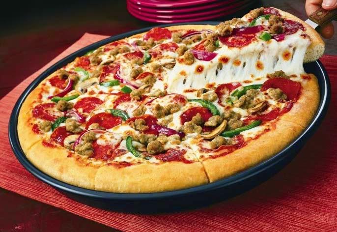 Cachorro pode comer pizza?