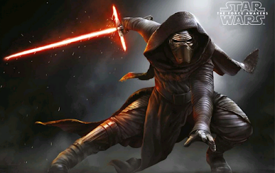 foto gambar poster star wars episode 7 the force awakens