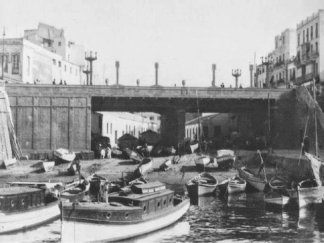 Baños Arabes Londres:El Cruasán de Audrey: ANTIGUAS CALLES DE CEUTA 2