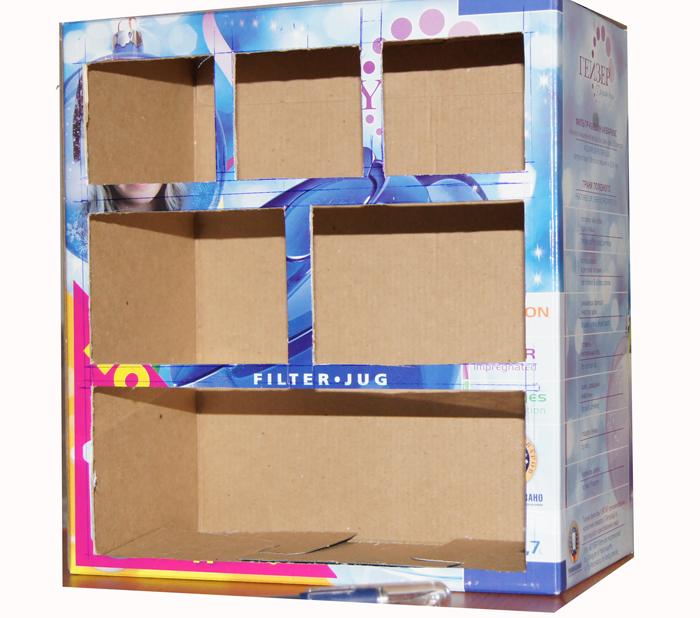 Как сделать из коробки рамку