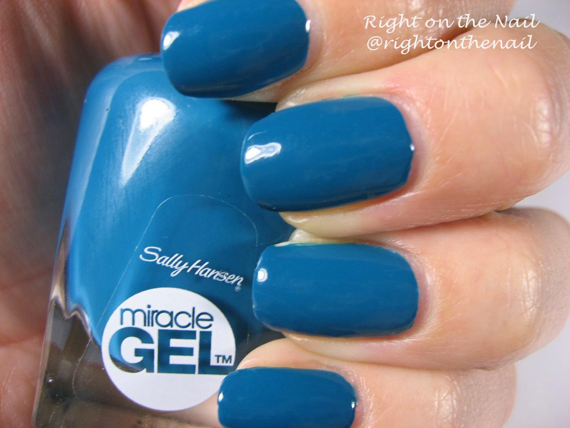 Right on the Nail: Right on the Nail ~ Sally Hansen New 2015 Boho ...