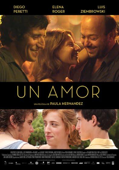 Filme Poster Un Amor DVDRip XviD & RMVB Legendado